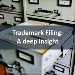 Trademark filing a deep insight