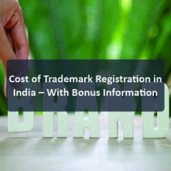 Cost of Trademark Registration